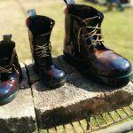 kované topánky