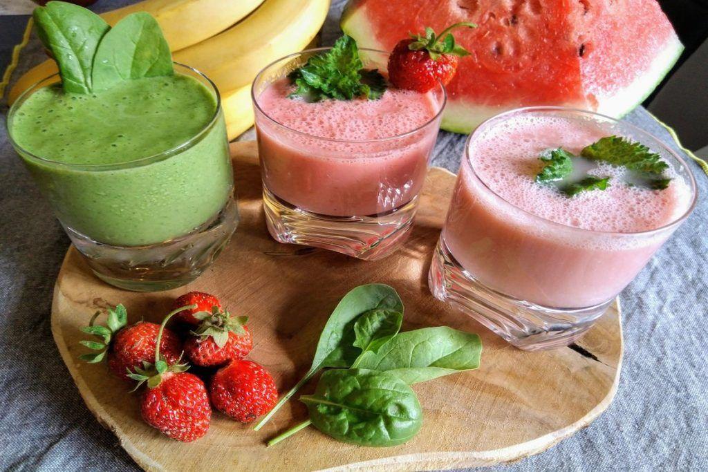 Ovocné smoothies 3-krát inak