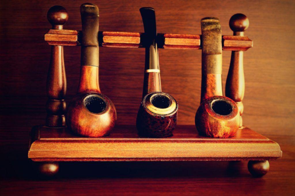 drevené fajky