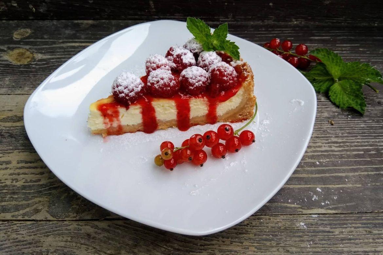 Cheesecake s ricottou