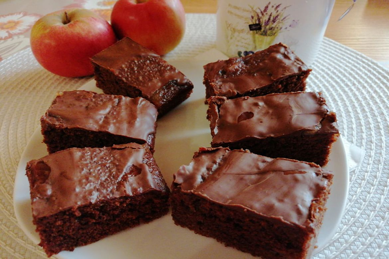 Kakaový dezert