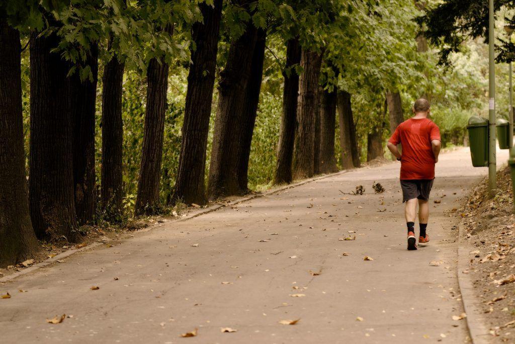detoxikácia tela šport beh
