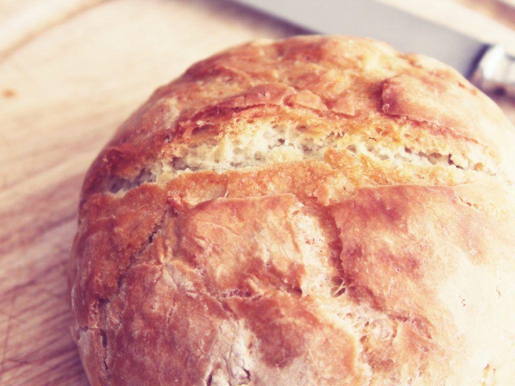 kvások je pre takýto chlebík nevyhnutný