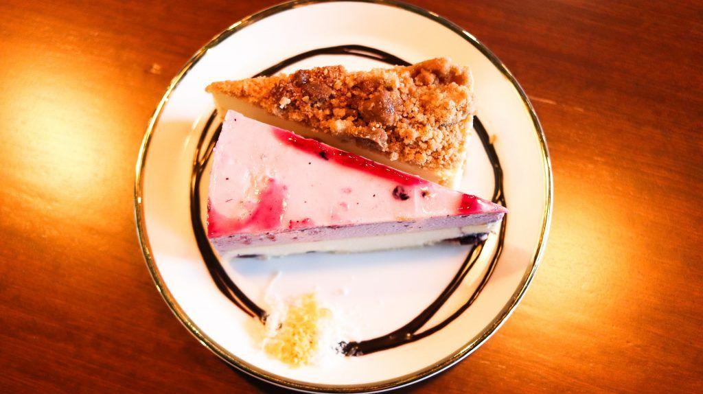 cheesecake variacie
