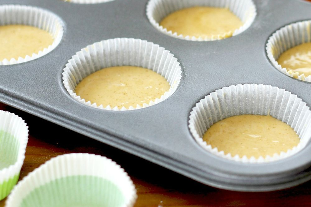 domáce muffiny cesto