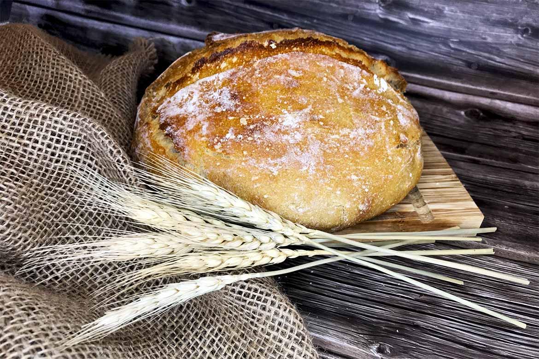Špaldovo ražný chlebík