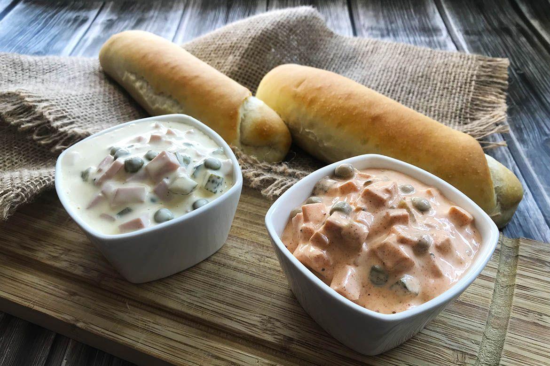 majonézový šalát